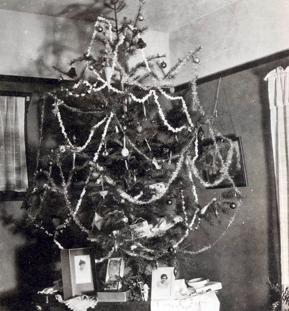 christmas tree old fashioned - RichardHowe.com