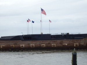 Fort Sumter in 2014