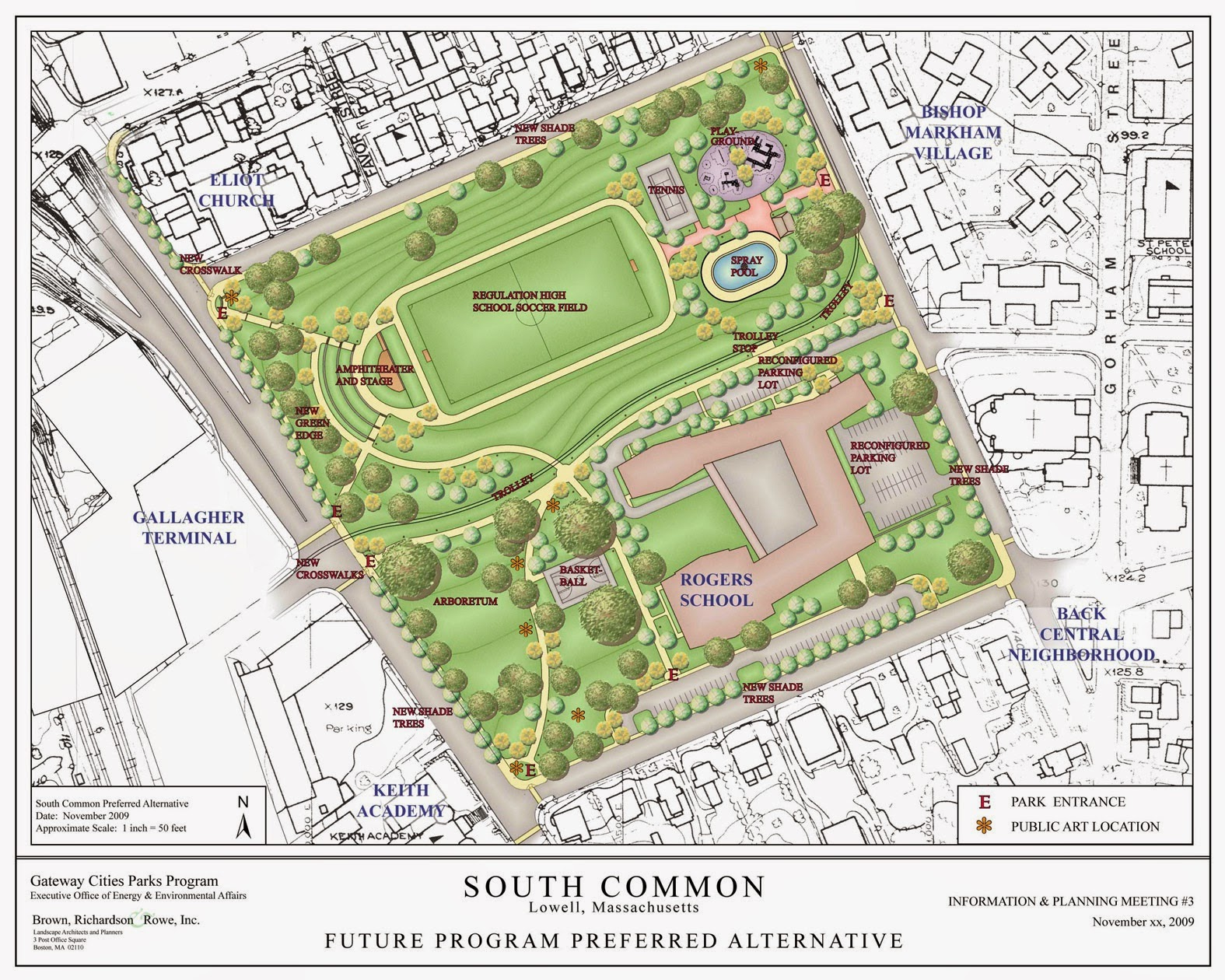 South Common Plan