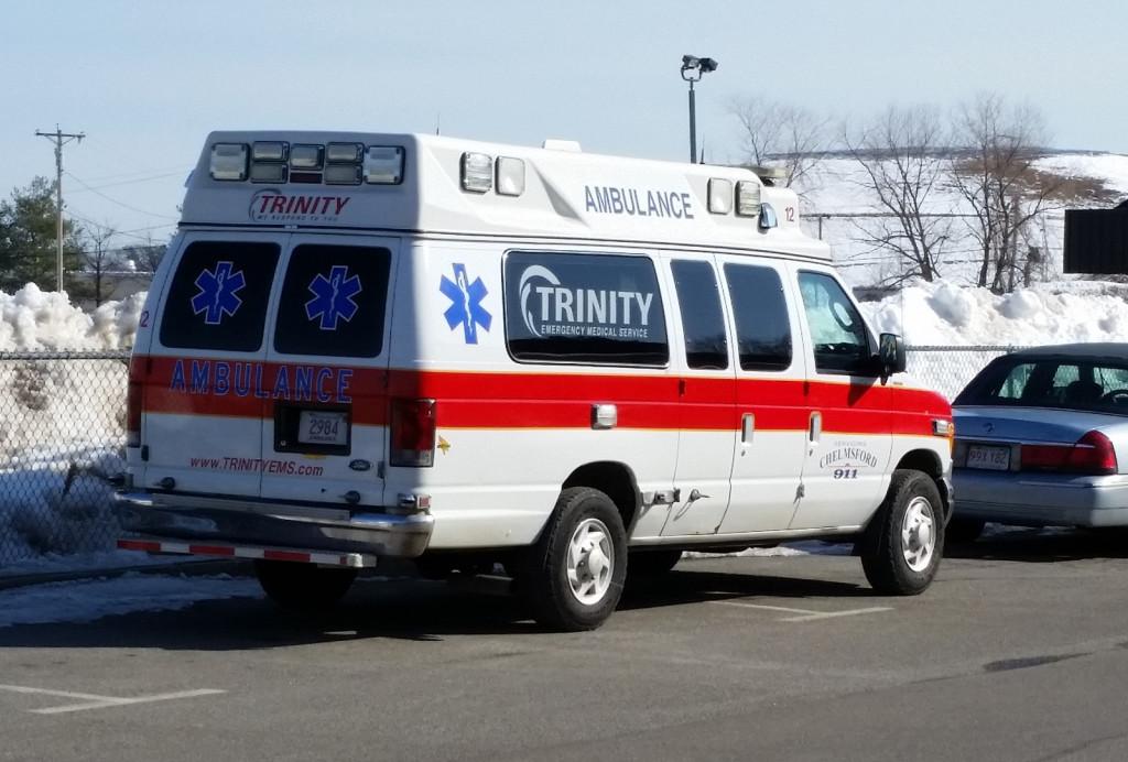 Trinity EMS overdose calls