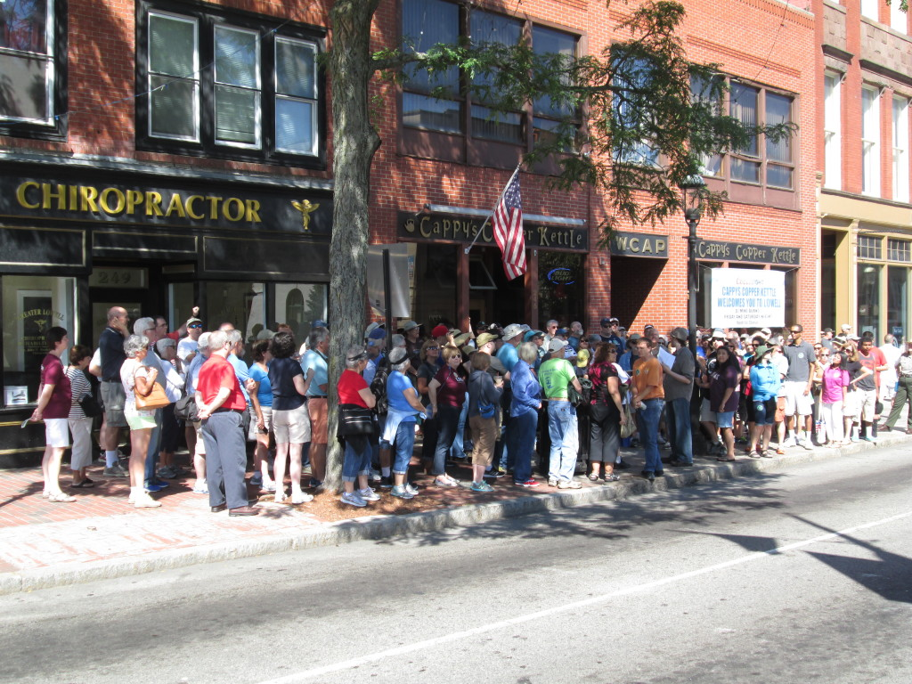 Lowell Walks Sept 5, 2016
