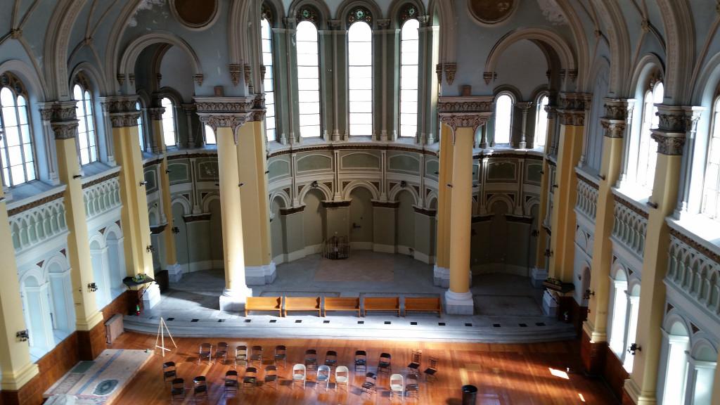 St Jeanne Baptiste Church