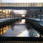 Merrimack Canal. Photo by Andrew Howe