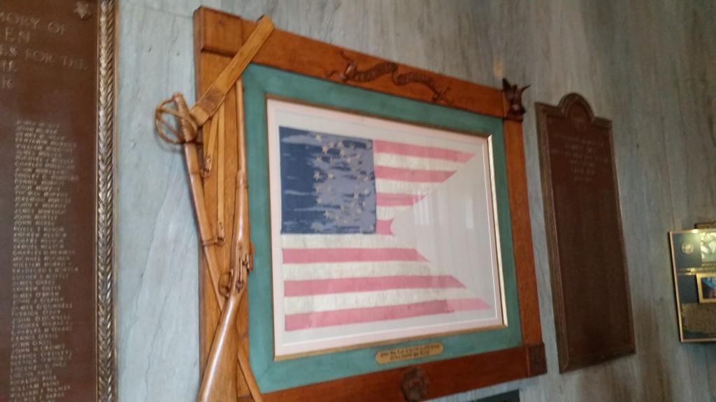 Solon Perkins flag