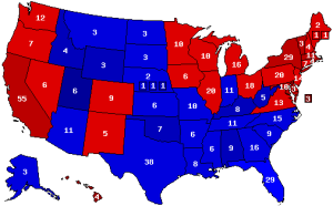 primary map