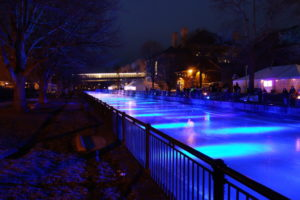canal lights larcom