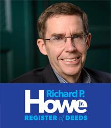 Richard Howe Register of Deeds 2018